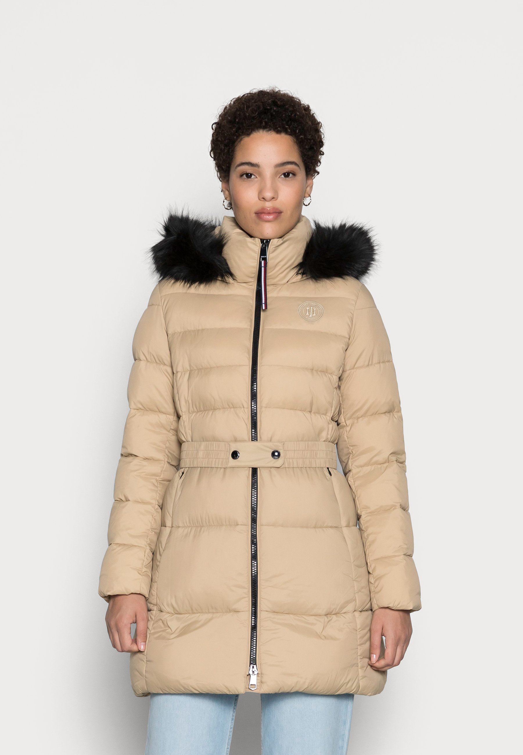 Donna SORONA PADDED BELTED COAT - Cappotto invernale