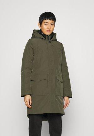 Manteau classique - military
