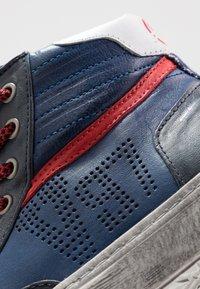 Vingino - GUUS MID - High-top trainers - reflex blue - 2