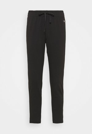 CUFFED PANTS - Tracksuit bottoms - black