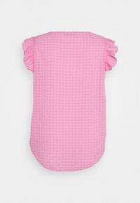 ONLY Carmakoma - CARPELLE LIFE - Blouse - sachet pink - 1