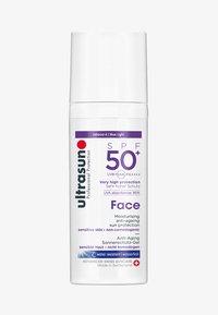 FACE SPF50+  - Sun protection - -