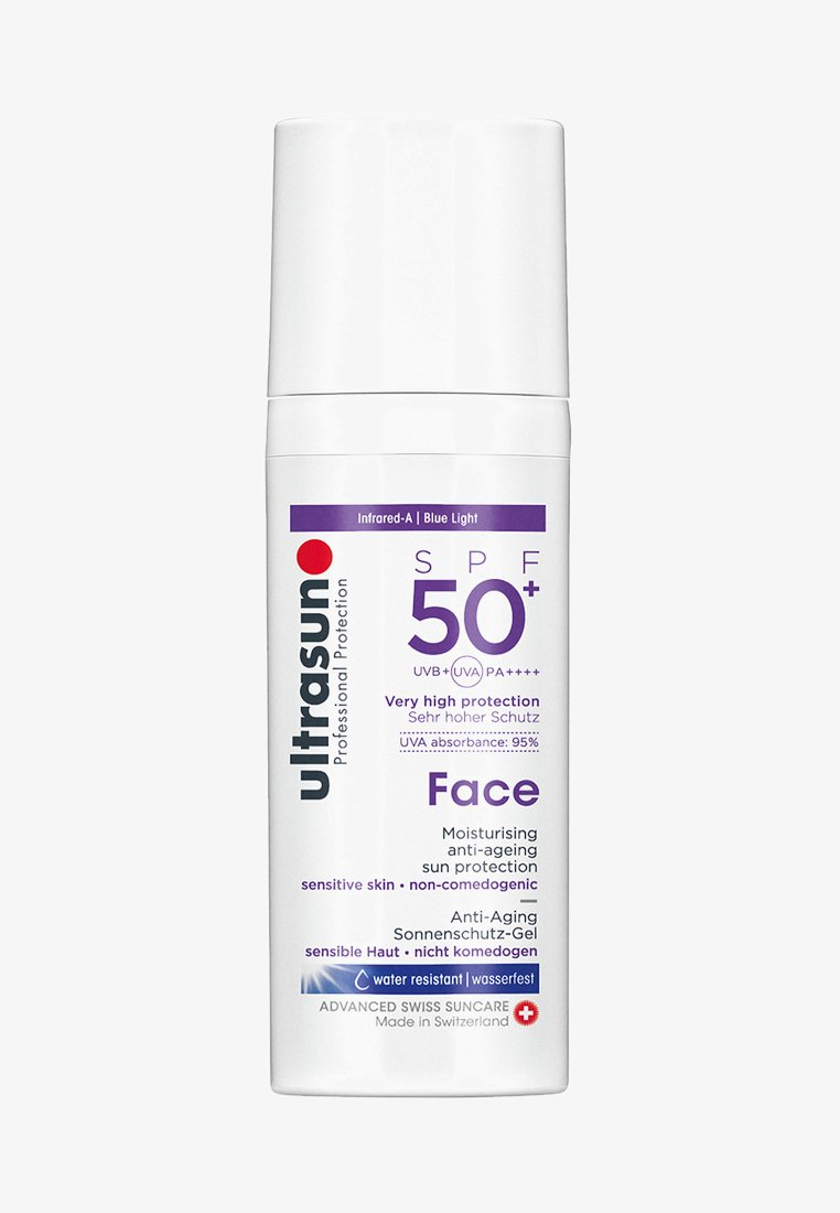 Ultrasun - FACE SPF50+  - Protection solaire - -