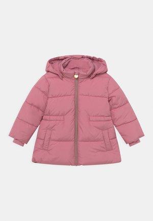MINI PUFFER - Winterjas - dark dusty pink
