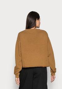 Marc O'Polo DENIM - Sweatshirt - brown ochre - 2