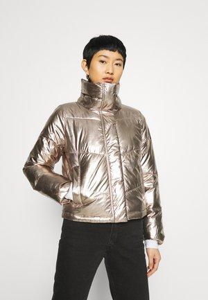 Winter jacket - metallic