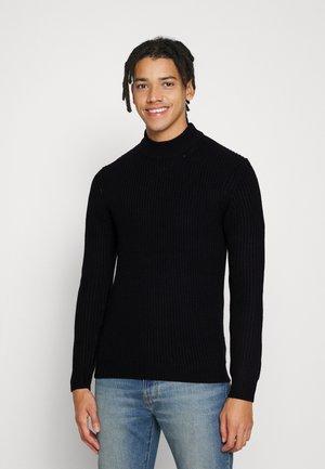 Pullover - jet black