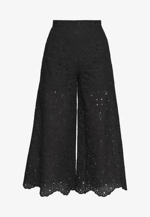 PANT - Pantalones - fantasia nera