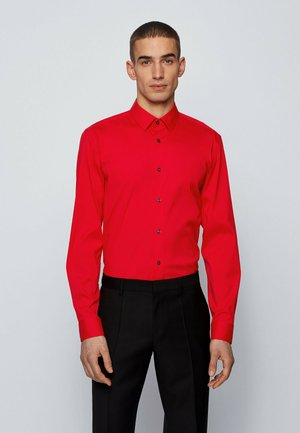 ISKO - Formal shirt - red