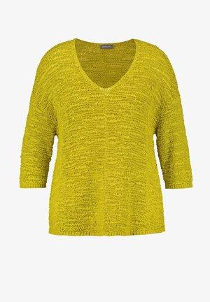 Pullover - citronella