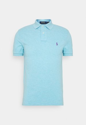 Poloshirts - watchhill blue heather
