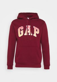 GAP - FILLED ARCH - Sweatshirt - red delicious - 3