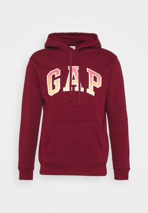 FILLED ARCH - Sweatshirt - red delicious
