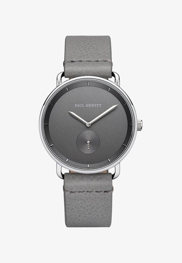BREAKWATER - Horloge - grey