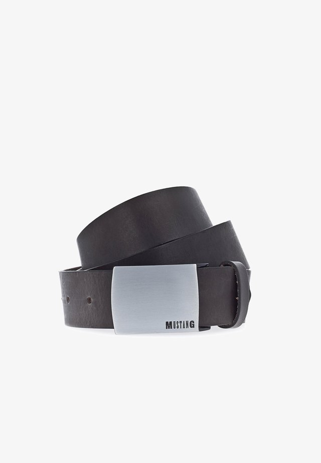 METALL, LO - Belt - braun