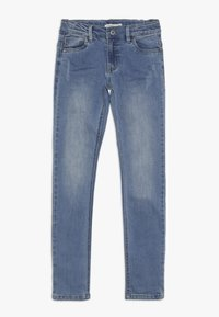 Name it - NKMTHEO PANT - Džíny Slim Fit - light blue denim - 0