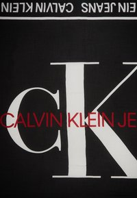 Calvin Klein Jeans - I LOVE SCARF - Foulard - black - 2