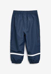 Next - Rain trousers - blue - 1