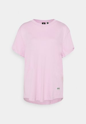 LASH FEM LOOSE - T-shirt basic - lavender pink