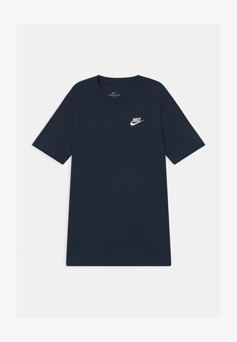 Nike Sportswear - FUTURA TEE  - T-Shirt basic - obsidian