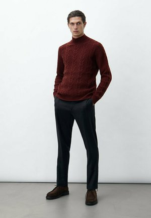 DIPLOMATIC  - Trousers - grey