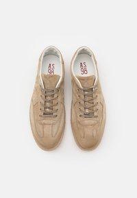 A.S.98 - HARAJUKU - Sneakers laag - beige - 3
