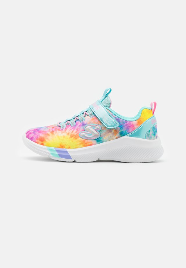 DREAMY LITES SUNNY GROOVE - Sneakers basse - turquoise/multicolor