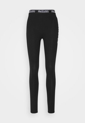 ECLECTIC - Leggings - black