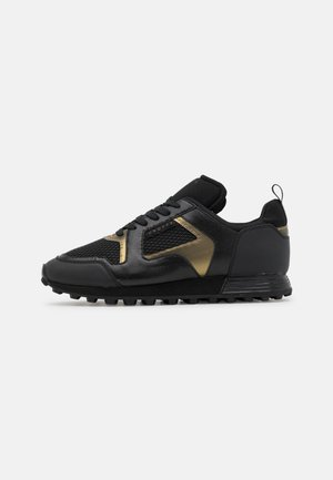 LUSSO - Trainers - black/gold