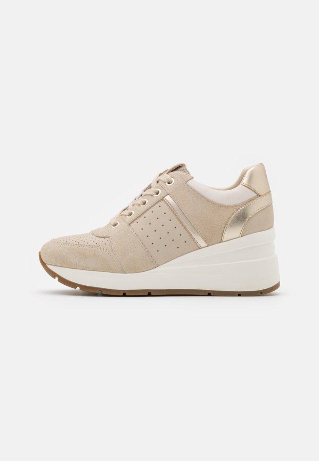 ZOSMA  - Sneakers basse - beige