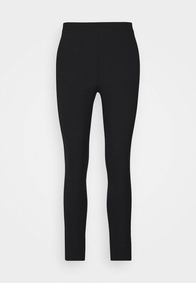 SIMONE PANT - Kalhoty - black