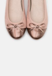 Jana - Ballet pumps - rose - 5