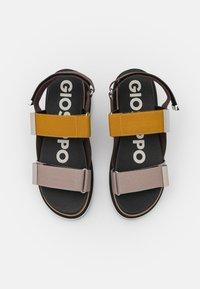 Gioseppo - Platform sandals - amarillo - 5