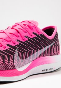 Nike Performance - ZOOM PEGASUS TURBO 2 - Neutral running shoes - pink - 6