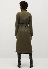 Mango - VENUS - Classic coat - khaki - 2