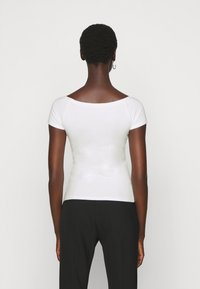 MAX&Co. - PRESIDE - Basic T-shirt - white - 2