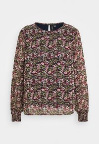 Vero Moda - VMPRINTY O NECK - Blouse - night sky