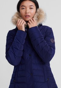 Superdry - GIACCA ICELANDIC  - Winter jacket - rich navy - 3