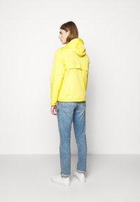 Polo Ralph Lauren - BELPORT HOODED - Tunn jacka - signal yellow - 2
