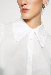Modström - TILLE - Overhemdblouse - off white - 6