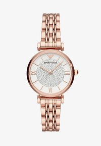 Emporio Armani - Watch - rose gold-coloured - 1