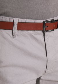 INDICODE JEANS - GOVER - Chinot - light grey - 4