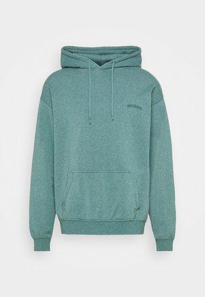 SKATE HOODIE UNISEX - Sweatshirt - teal