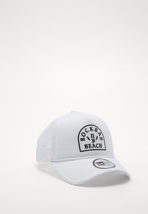 ROCKBAY BEACH TRUCKER  - Cap - white/black