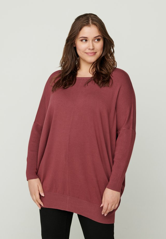 MCARRIE - Jumper - red