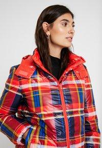 s.Oliver - OUTDOOR - Zimní bunda - red - 5