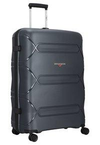 Hardware - TOKYO - Wheeled suitcase - dark grey - 3