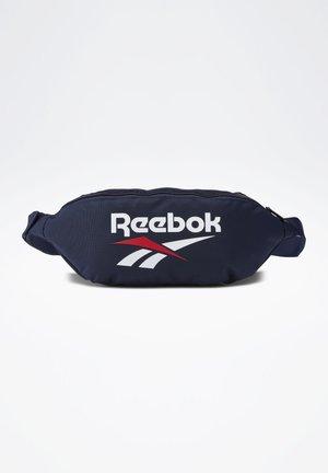 CLASSICS FOUNDATION WAIST BAG - Bum bag - blue