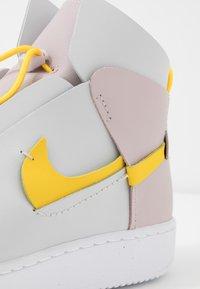 Nike Sportswear - VANDAL - Baskets montantes - platinum violet/speed yellow/photon dust/white - 2