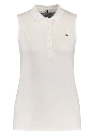 Poloshirt - weiss (10)